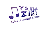 Y a d'la Zik ! Logo